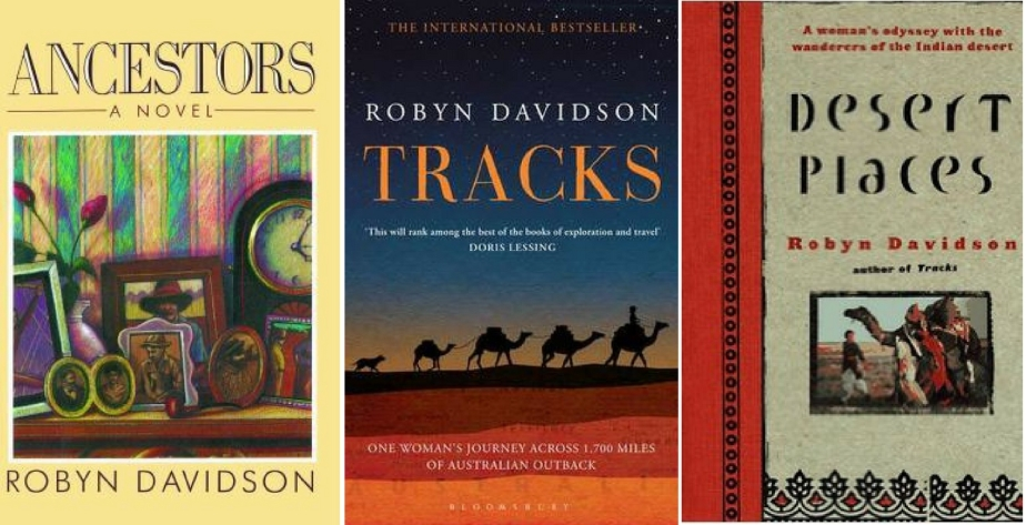 Robyn Davidson writer explorer India nomads Tracks camels